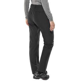 Mammut Hiking - Pantalones de Trekking Mujer - Regular negro